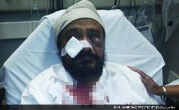 Elderly Sikh-American assaulted in US, called bin Laden