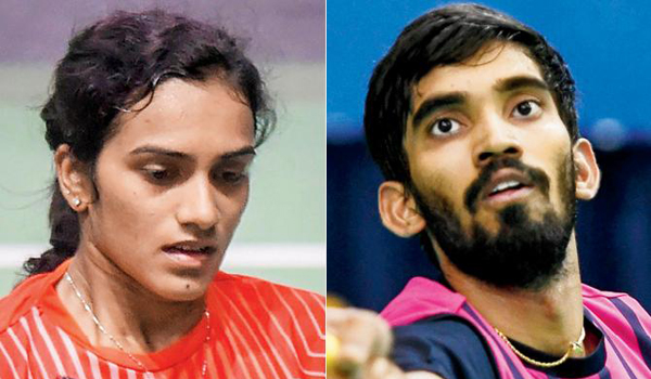 Sindhu, Srikanth reach quarterfinals at Indonesia Masters