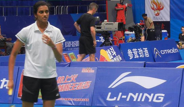 Sindhu signs approx 50 crore deal with Li Ning