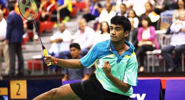 Siril, Sourabh progress in Vietnam Open, Shubhankar crashes out