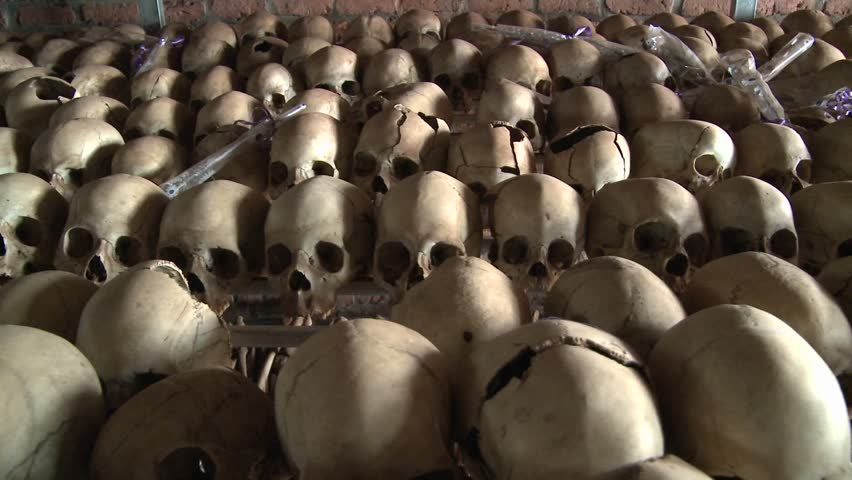Macron names experts to probe French action during Rwanda genocide