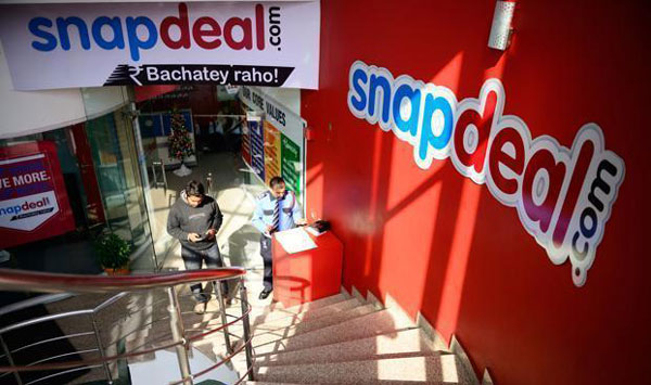 Alibaba, Foxconn, SoftBank invest $500 mn in Snapdeal