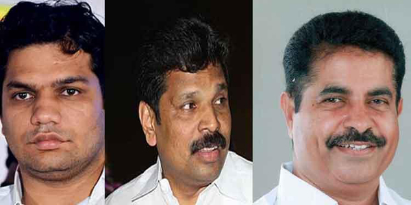 Solar scam: 3 Congress MLAs booked for rape