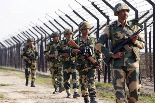 Three killed in Pakistan shelling on LoC