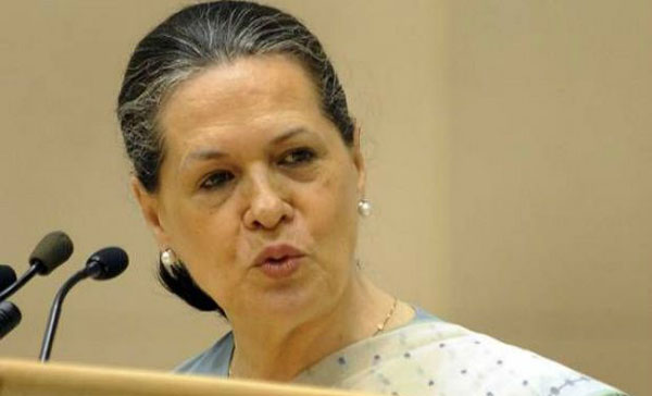 Sonia Gandhi hospitalised, stable