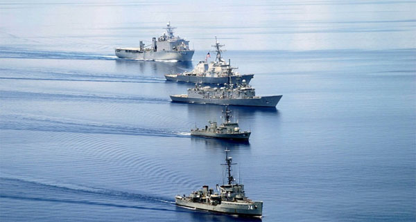 Is a war brewing? China sends ships to South China Sea after US incursion