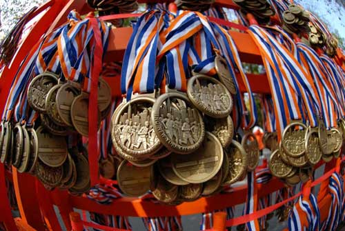 Win international sports medal, get promoted