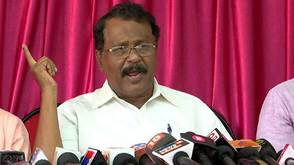 Everything for good: Sreedharan Pillai