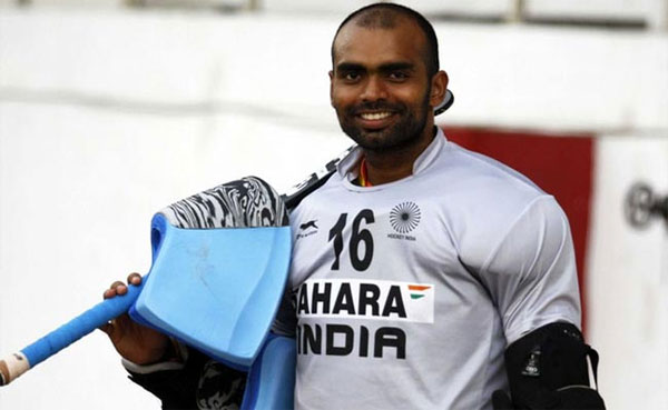 Goalkeeper Sreejesh returns to Indian hockey squad