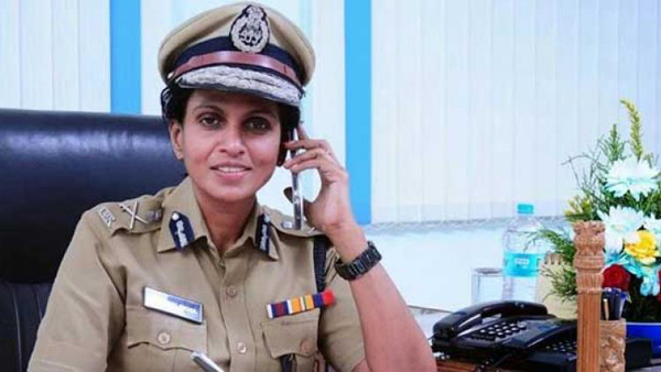 Sreelekha IPS officer accuses Tomin Thachankary of harassment