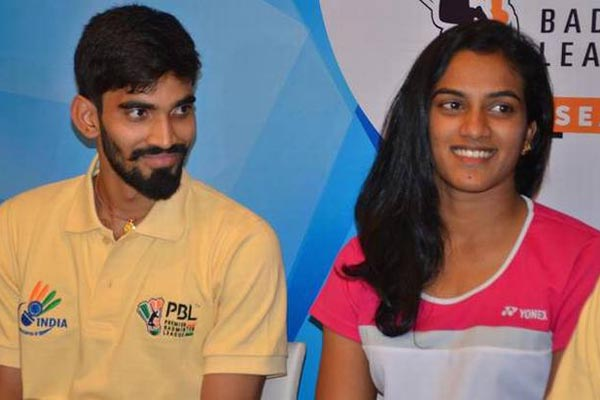 Srikanth, Sindhu retain spots in top-10 of BWF rankings