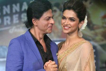 SRK, Deepika win best actor trophies at Screen awards