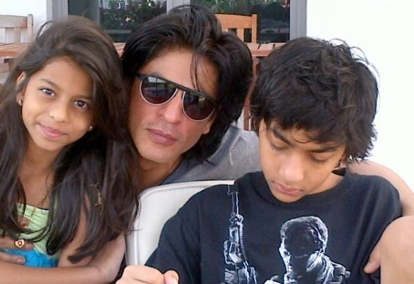 SRK in trouble over sex determination of third child