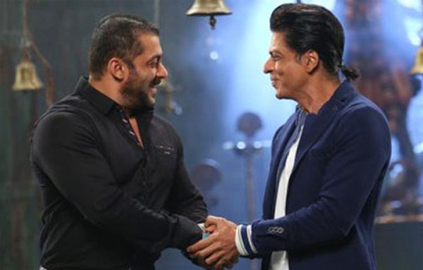 A patient director needed to bring SRK, Salman together