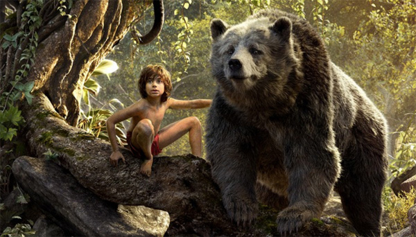 The Jungle Book: Visually breathtaking (Movie Review)