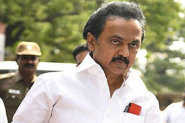 Stalin son-in-law Sabareesan booked