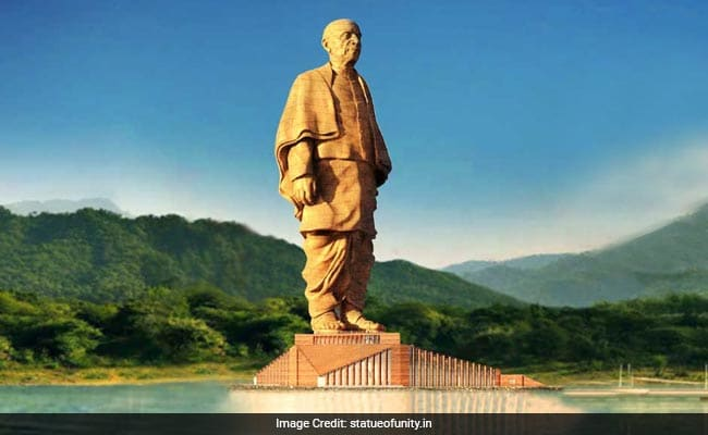 PM unveils Sardar Patels 'Statue of Unity', worlds tallest