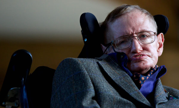 Stephen Hawking warns God particle has potential to end world