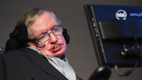 Hawking treated Artificial Intelligence as threat to humanity