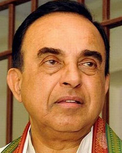 Court issues summons to Subramanian Swamy