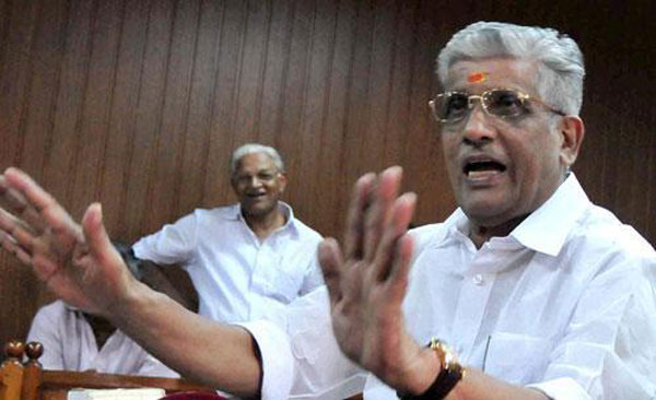 NSS rejects SNDPs call for political party for Hindus