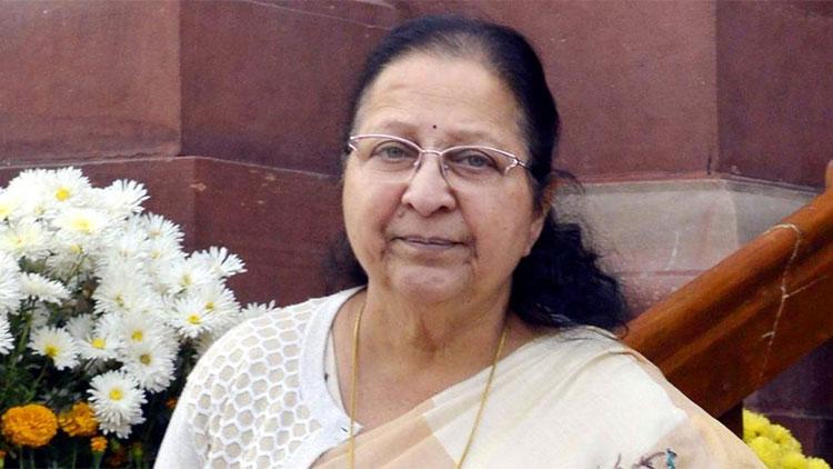 Sumitra Mahajan not to contest Lok Sabha elections