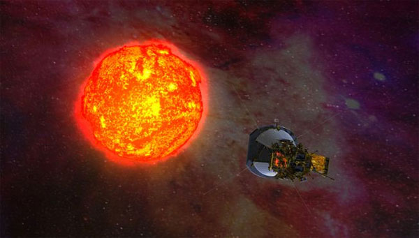 NASAs 2018 to do list includes mission to touch Sun