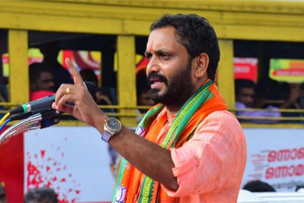 Inflight on in BJP over Pathanamthitta seat