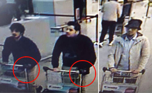 Brussels attack: CCTV footage, cab driver give clue on suspects