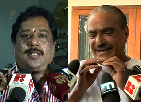 Gave Rs. 1 crore to K.M Mani: Biju Ramesh