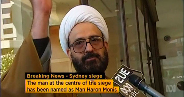 Gunman in Sydney hostage crisis was known to police: PM