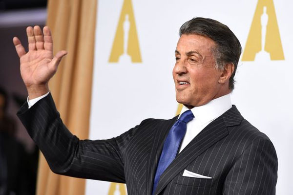 Sylvester Stallone says hes not dead but alive and well after sick hoax