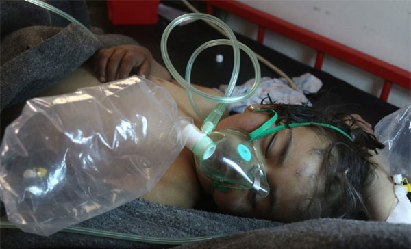 Turkey says tests confirm sarin used in Syria attack