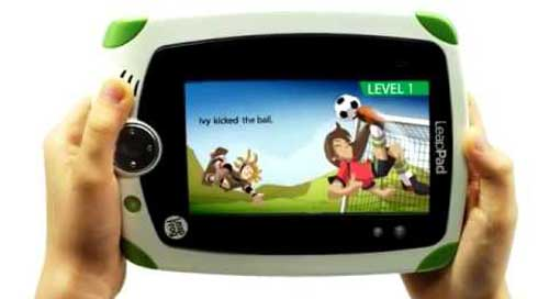 US retailer launches tablet for kids