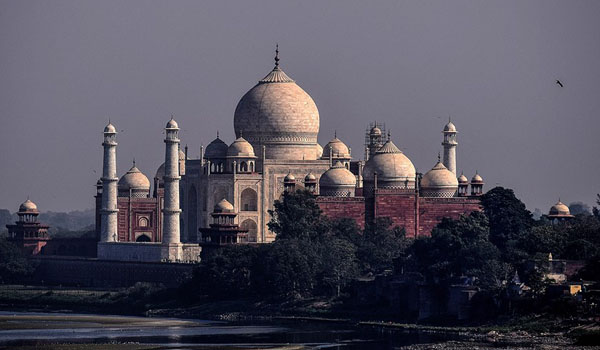 Controversial Taj Heritage Corridor takes new green avataar