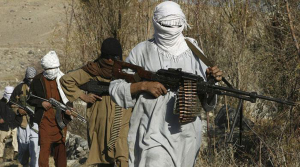 Taliban storm Afghan court, kill five