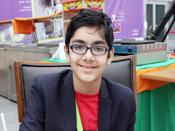 Meet this Indian-American genius boy