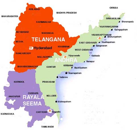 Seemandhra leaders still hope state will remain united