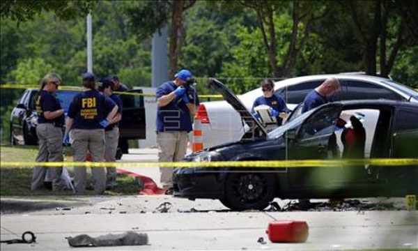 Washington cant confirm IS was behind Texas shooting