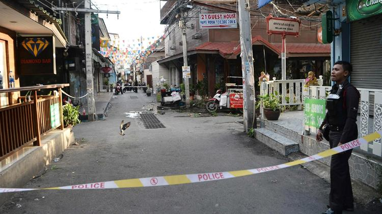 At least four dead as Thailand rocked by eight blasts