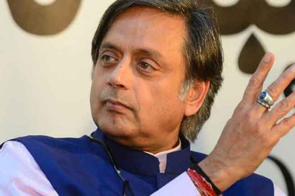 Ready to be Leader of the Congress party in Lok Sabha: Tharoor