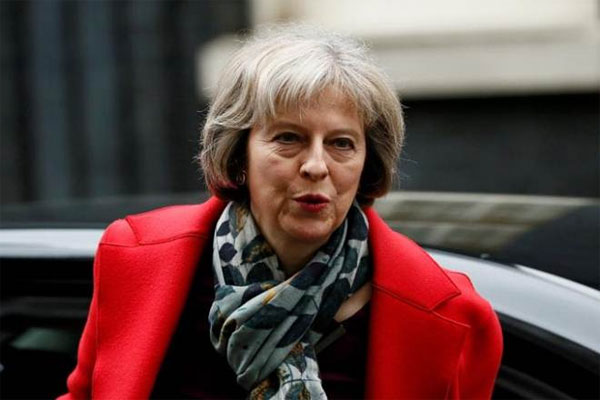 British PM May wins confidence vote in Parliament