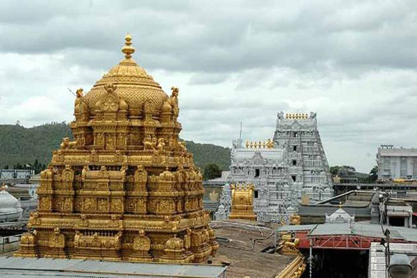 Andhra orders probe into lapses in transport of Tirupati gold