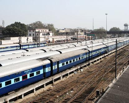 Home ministry red flags FDI in sensitive areas of Indian railways