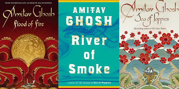 Shekhar Kapur to direct drama on Amitav Ghoshs The Ibis Trilogy