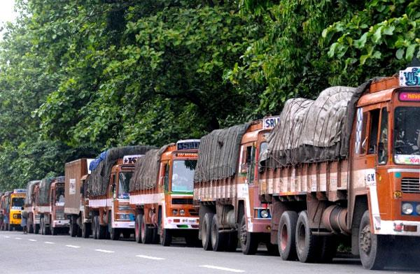 Truckers' strike begins, to affect goods movement