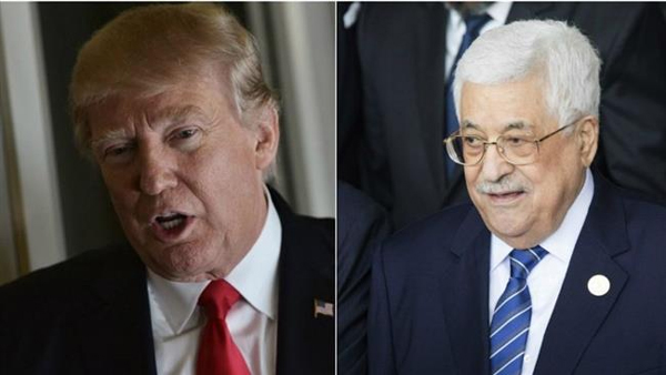 Trump invites Palestinian leader Abbas to White House soon