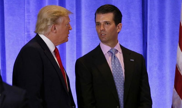 Trump Jr. to testify over Russian election meddling