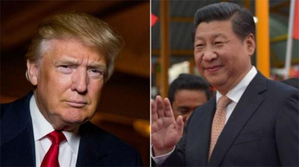Will work for constructive relationship: Trump to Xi