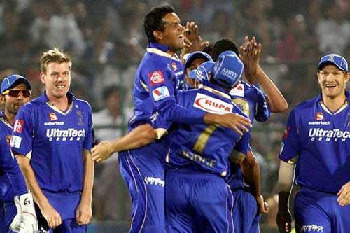 Police probe for spot-fixing in other RR matches